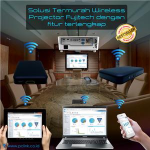 Wifi Projector Joyhub Fujitech