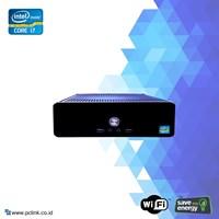 Mini Pc Fujitech H 817I Intel Core I7 3.4 Ghz Ddr3-4Gb Hdd-500Gb