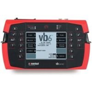 Vb6 Data Collector - Pengukur Getaran