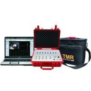 Tmr-075 - 4 Channel Vibration Analyzer