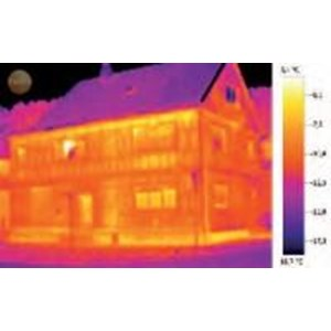 Building Thermography With The Thermal Imager