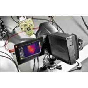 Alat Uji Kerusakan Materi - Thermography In Microelectronics