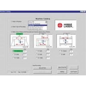 Machine Tool Geometry Software S-1387