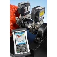 Wireless 3-Axis Shaft Alignment System S-670 Straight-Line Laser Systems 1
