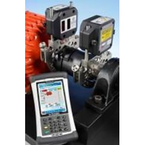 Wireless 3-Axis Shaft Alignment System S-670 Straight-Line Laser Systems