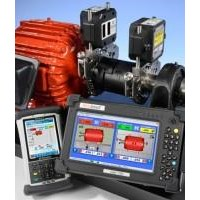 Alat Alat Mesin Wireless Shaft Alignment System S-680 Straight-Line Laser Systems 1