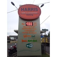Jual RATE HOTEL LED DISPLAY