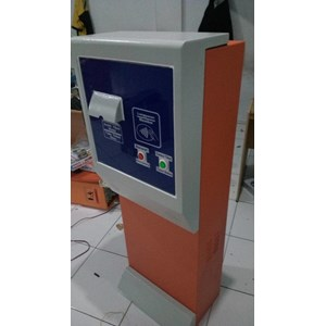 BOX MENLESS TIKET DISPENSER