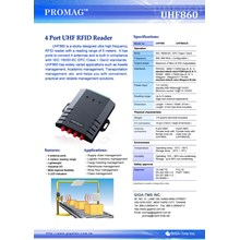 UHF LONG RANGE READER