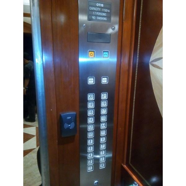 Elevator Access Control