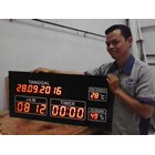 Timer danTemperatur Display 2