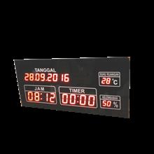 DanTemperatur timer Display