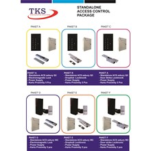 STANDALONE ACCESS CONTROL PACKAGE