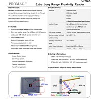 Extra Long range RFID Reader  GP 90A