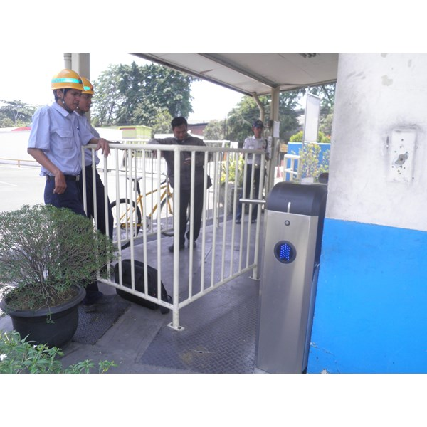 PAKET ACCESS CONTROL PROYEK
