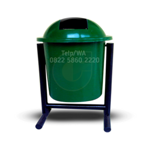 Sell Big Size Dustbin Tube Single from Indonesia by CV Mega  Fiberglass,Cheap Price