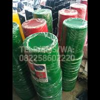 Distributor Tempat Sampah Besar Bulat Pilah 3 Triple 3