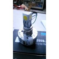 Lampu LED Depan Motor 1