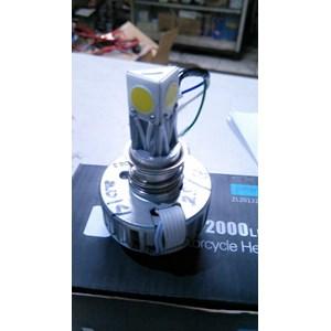 Lampu LED Depan Motor