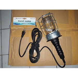 Rottero Lampu Kerja Obor E-27 ( Tanpa Switch On / Off )