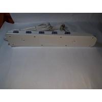 Jual Power Star Stop Kontak Universal 5 Lubang 5 Saklar - Dbw105 2