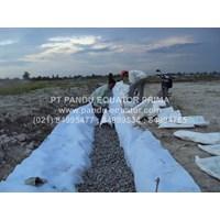 NON WOVEN GEOTEKSTIL - GEOTEXTILE FILTRATION POLYESTER Pelapis Anti Bocor 1