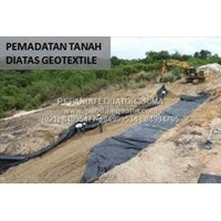 WOVEN GEOTEKSTIL - GEOTEXTILE POLYPROPYLENE LOW STRENGTH Murah 5
