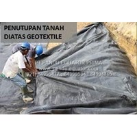 Beli WOVEN GEOTEKSTIL - GEOTEXTILE POLYPROPYLENE LOW STRENGTH 4