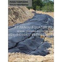 Jual WOVEN GEOTEKSTIL - GEOTEXTILE POLYPROPYLENE LOW STRENGTH 2
