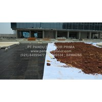 DRAINAGE CELL - DRAINAGE  ROOF GARDEN Murah 5