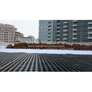 DRAINAGE CELL - DRAINAGE  ROOF GARDEN