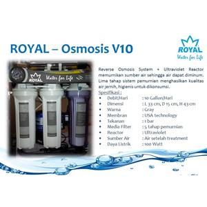 ROYAL - OSMOSIS V10
