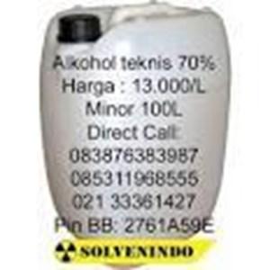 alkohol 70% teknik