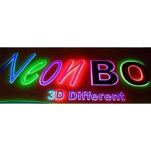 Pasang Neon Box Di Kawasan Industri KIM Karawang By CV. Riva Dan Design