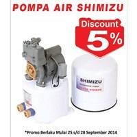 Pompa Air Shimizu 1