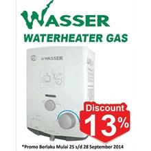 Water Heater Gas Wasser1
