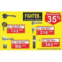 Lock Pintu Fighter 1