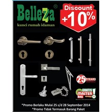 Lock Pintu Belleza