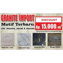 Granit Import Motif Terbaru