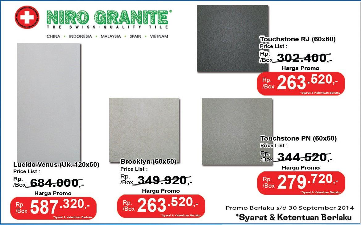Sell Niro Granite From Indonesia By Pt Megamas Plaza