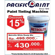 Paint Tinting Machine Pacific