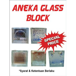 Aneka Glass Block