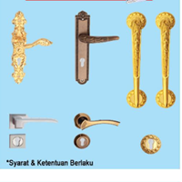 Handle Pintu Paloma