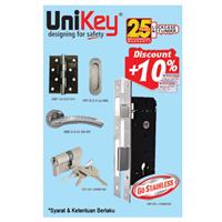 Handle Pintu Unikey