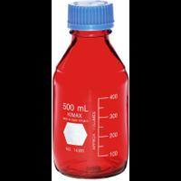 Amber Media Bottles 500 Ml 1