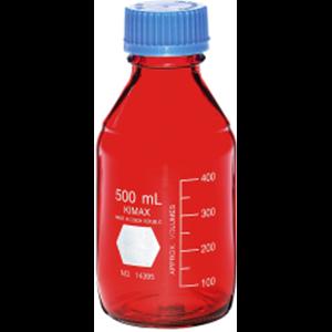 Amber Media Bottles 500 Ml