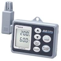 Datalogger Temperature Measurement Merk Sato 1