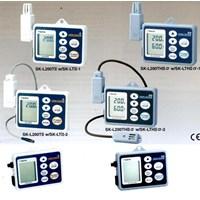 Jual Datalogger Temperature Measurement Merk Sato 2