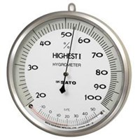 Hair Hygrometer With Thermometer Highest I 1