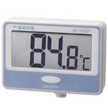 Wall-Mount Waterproof Digital Thermometer SK-100WP